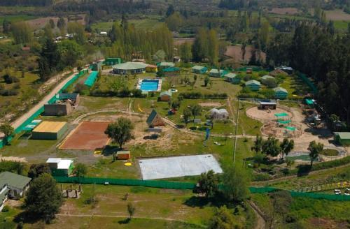 CINEVALORES, Las Cabras