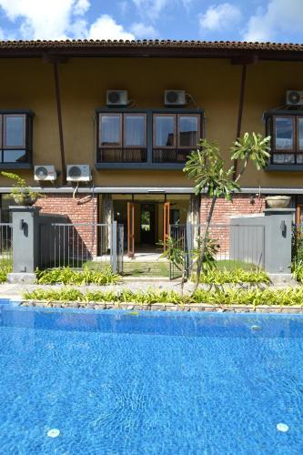 Luxury Duplex Villa Ganga Kutir with private garden