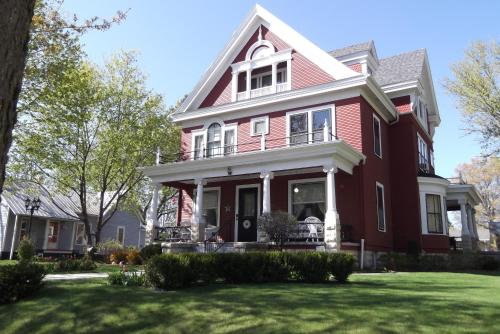 Franklin Victorian Bed And Breakfast Sparta