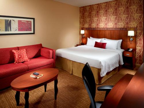 Courtyard By Marriott Atlanta Executive Park/Emory