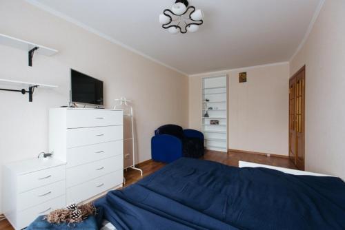 Apartment on Lineynaya 31, Nowosybirsk