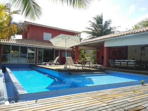 Casa Bela e Confortável em Costa do Sauípe