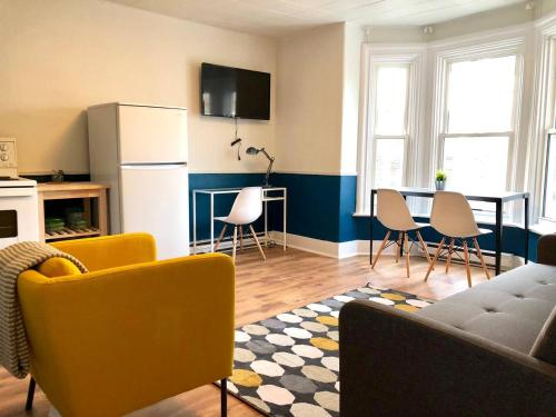 Halifax & Dartmouth Home Base with new furnishings