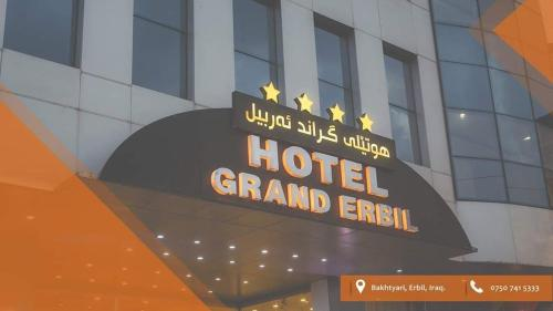 Hotel Grand Erbil, Erbil