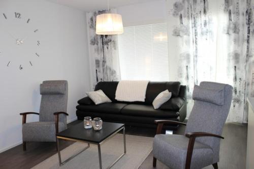 Majoituspalvelu Nurmi Apartment Yritysperänkatu 2 E 2 (Centre of Raahe), Raahe