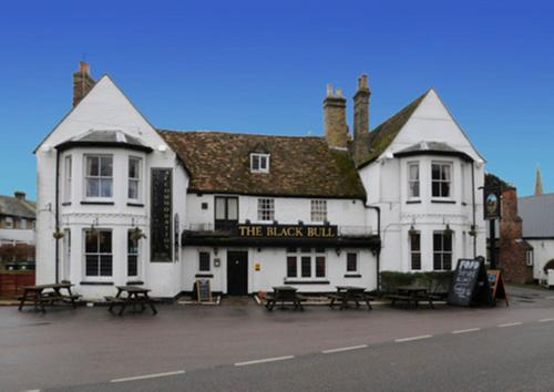 Photo of The Black Bull Hotel Bed and Breakfast Accommodation in Godmanchester Cambridgeshire