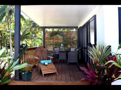 Abera's Aitutaki Villas, Arutanga