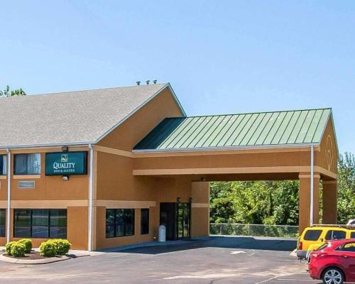 Quality Inn & Suites Centerville
