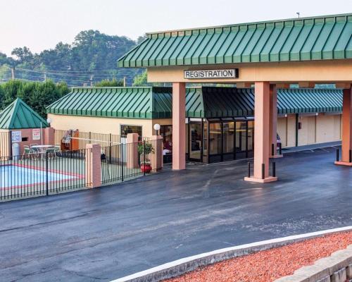 Econo Lodge - Rocky Top