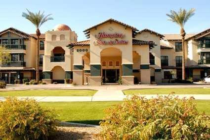 Photo of Hampton Inn & Suites Phoenix-Goodyear Hotel Bed and Breakfast Accommodation in Goodyear Arizona