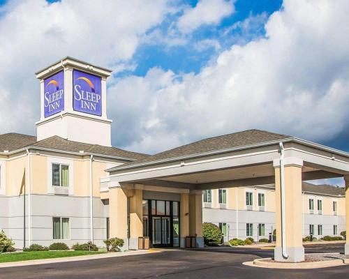Sleep Inn & Suites Wisconsin Rapids