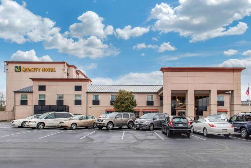 Quality Hotel Conference Center Cincinnati Blue Ash