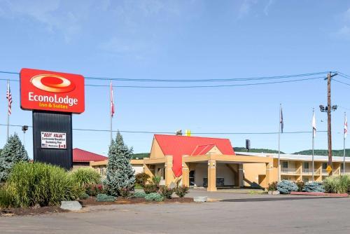 Econo Lodge Inn & Suites Binghamton