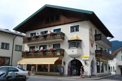 Eva Gutjahr Ferienwohnungen - Apartment mit 1 Schlafzimmer