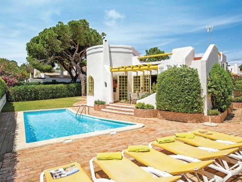 Villa Guilherme a Vilamoura in Algarve Portogallo