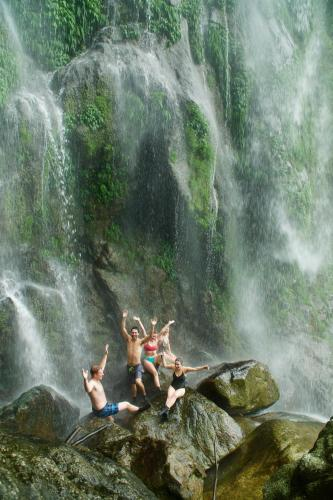 Las Cascadas Lodge, La Ceiba