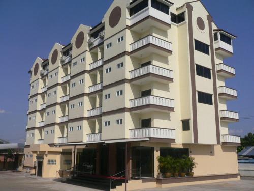 Отель Pangsawan Place Resotel 3 звезды Таиланд