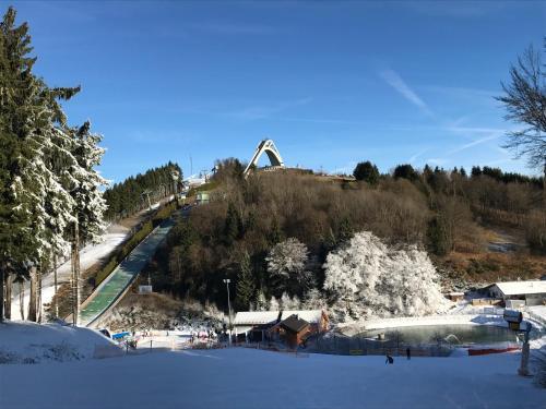 Ferienhaus Bergblick, Winterberg