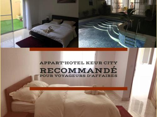 Chambres d'hôtes Keur city Ngor, Ngor