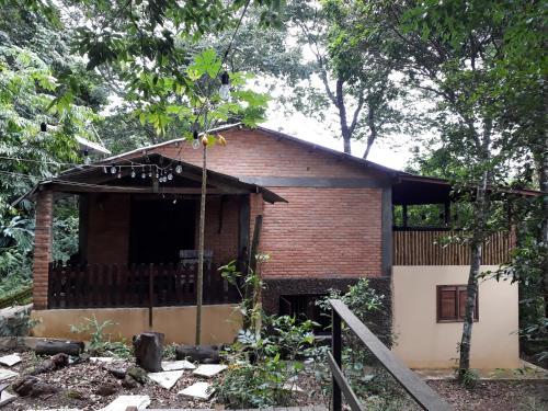 Casa em Chapada dos Guimarães-MT, Jardim da Mata.