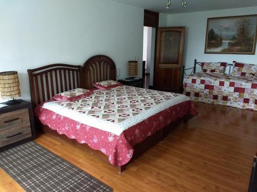 Casa + Apartamento Vista Real zona 15, Guatemala