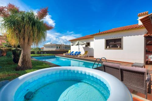Villa Santo Amaro Private Pool And Jacuzzi