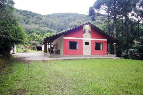 Casa de Campo Bela Natureza Angelina SC
