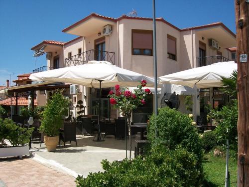 Отель Paschalia Studios 0 звёзд Греция
