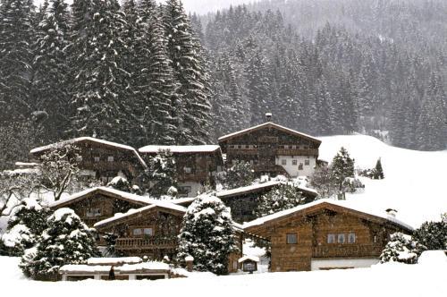Ferienhäuser Reither Almen