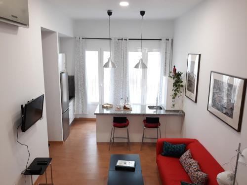 Apartamento turístico en Triana-Centro