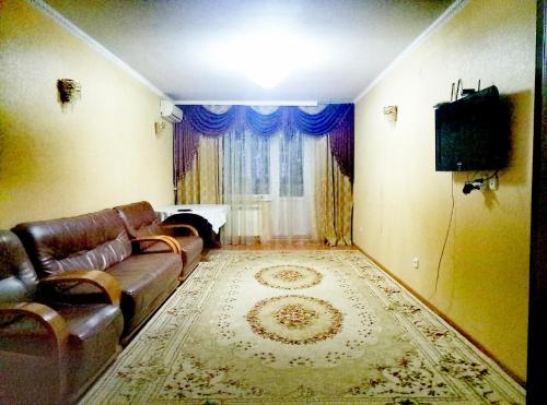 Apartment on Mikrorayon 12, Aqtöbe