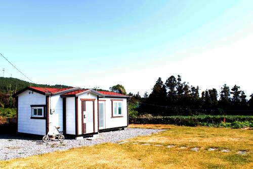 Home with Large Garden, Seogwipo City