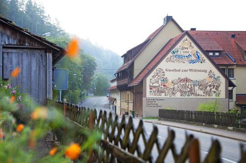 Landhotel Gasthof Wittstaig