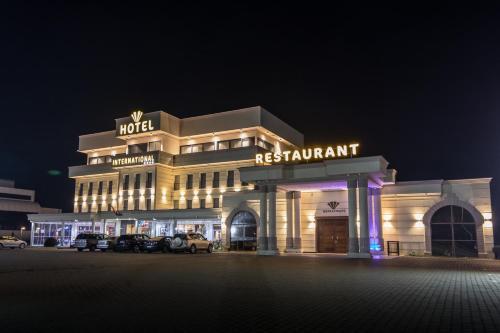 Hotel International, Prisztina