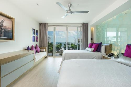 Suite Júnior Tripla Allure Frente ao Mar (Allure Junior Suite Ocean Front Triple)