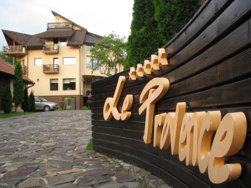 Отель Pension Le Provence 5 звёзд Румыния