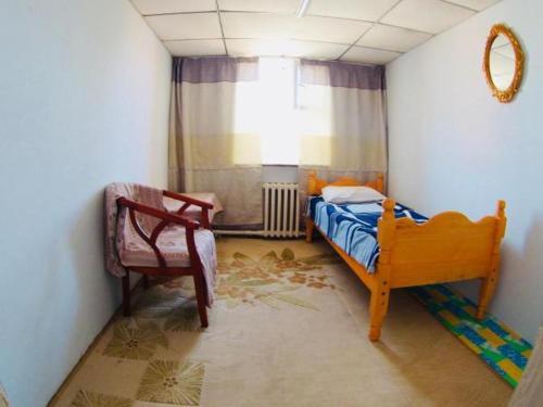 Jargal's house, Ulaanbaatar