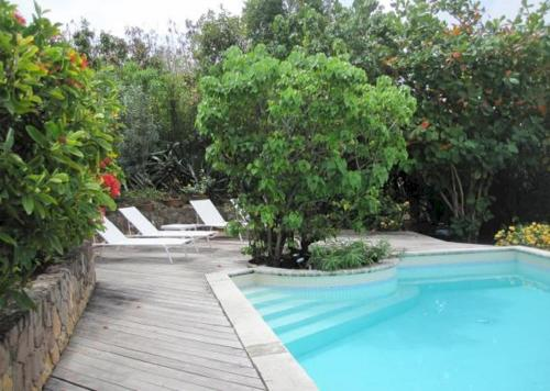 Nice villa in Pointe Milou St barthelemy, Pointe Milou