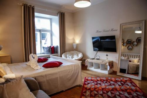 Dream Stay - Cosy Old Town Studio for 3, Tallin