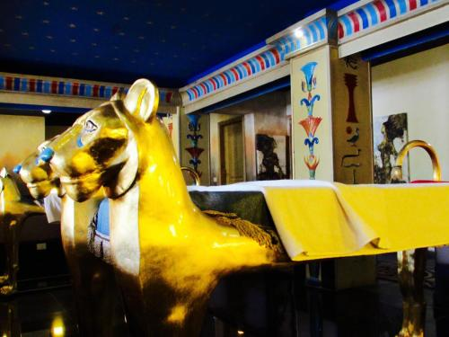 Sekhmet wellness resort, Sharm El Sheikh