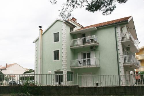 Apartments Vukšic Zablace