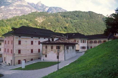 Appartamenti Palazzo Lazzaris - Costantini - Dolomiti del Cadore