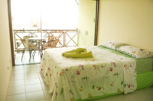 Flat Hotel Fazenda Monte Castelo para até 7 pessoas