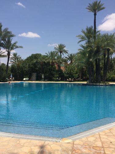 In club palmeraie resorts, Marrakech