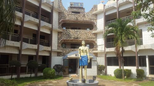 HOTEL D. K, Ouidah