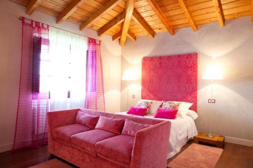 Comfort Doppelzimmer Casa Rural Etxegorri 2