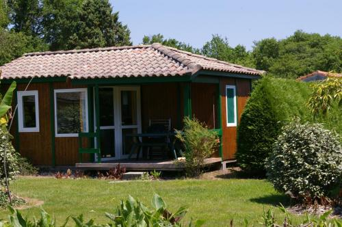 Chata se 2 ložnicemi (Two Bedroom Cottage)