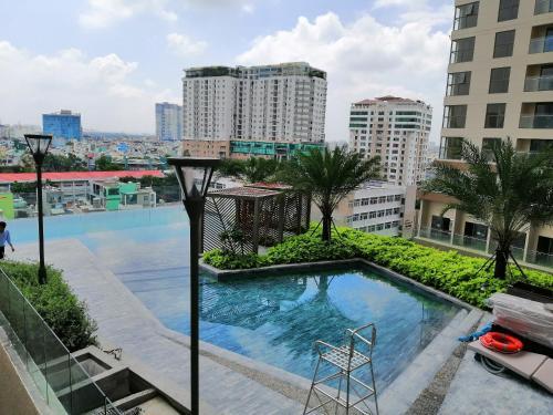 Chung cư Millennium 132 Bến Vân Đồn, quận 4, TP.HCM, Ho Chi Minh