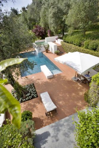 Nocchi Villa Sleeps 8 Air Con WiFi, Montemagno