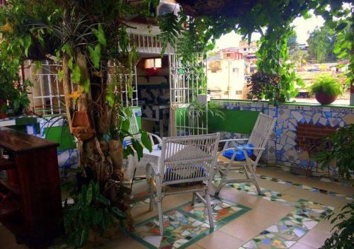La Terraza Verde, SANTIAGO DE CUBA